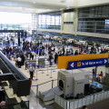 LAX International check-in