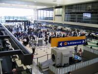 LAX International check-in