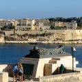 Valletta's waterfront (Malta in photos)