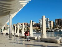 Muelle 2 (Palmeral de las Sorpresas), Málaga