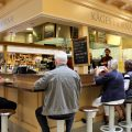 Markey eatery in Goteborg, Sweden (save money in Europe)
