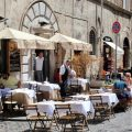 Eating al fresco in the Jewish Ghetto (food tour in Rome)