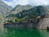 Town walls, Kotor
