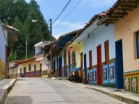 Colourful Guatape, an easy day trip from Medellin, Colombia