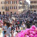 Rome Spanish Steps (overtourism)