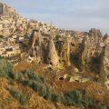 Cappadoccia (places to visit in Turkey)