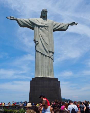 Кристо Редентор, Рио-де-Жанейро Рио-де-Жанейр Впервые в Рио-де-Жанейро – что вы должны знать Cristo Redentor