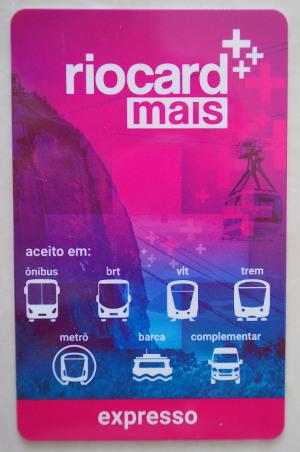 RioCard для метро и VLT Рио-де-Жанейр Впервые в Рио-де-Жанейро – что вы должны знать RioCard
