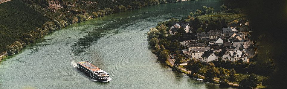 River cruise on the Mosel River